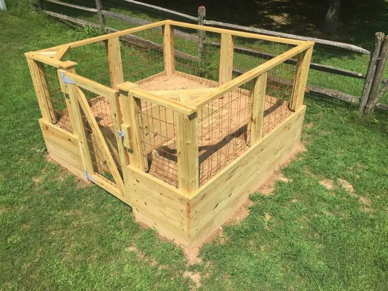 Man vs lawn how to build an awesome raised garden bed solutioingenieria Gallery