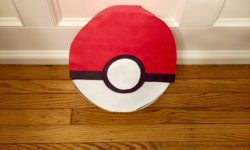 Pokemon Poké Ball Ball Valentine MyFixitUpLife shoe box after
