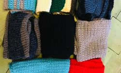 MyFixitUpLife Crochet Scarves Operation Gratitude