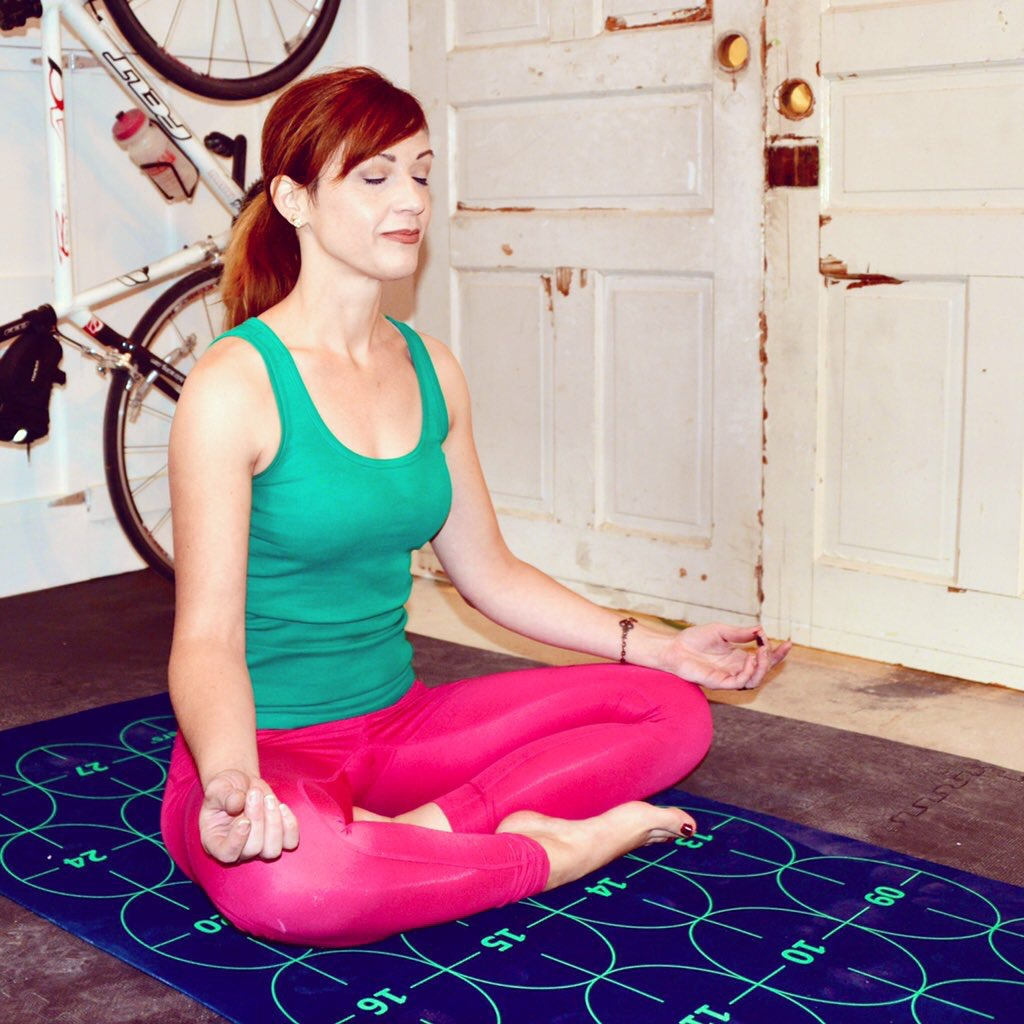 Theresa yoga MyFixitUpLife